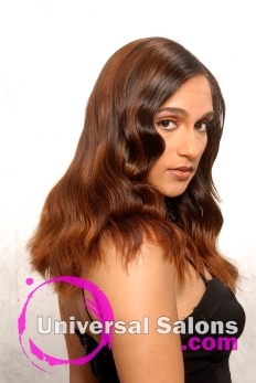 Long Hairstyle with Loose Curls from Aubrey Harley II