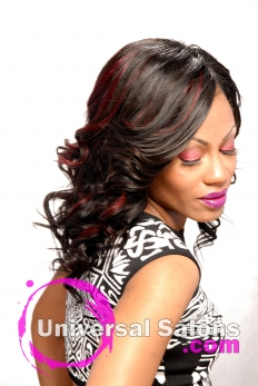 Long Soft Hair Extensions from Denise Granberry