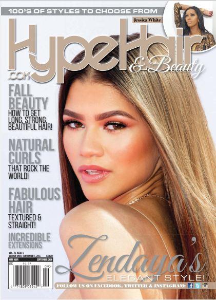 Hype Hair September 2016