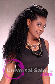 Crochet Braids Pensacola Fl : French Braids Universal Salons Hairstyle and Hair Salon Galleries