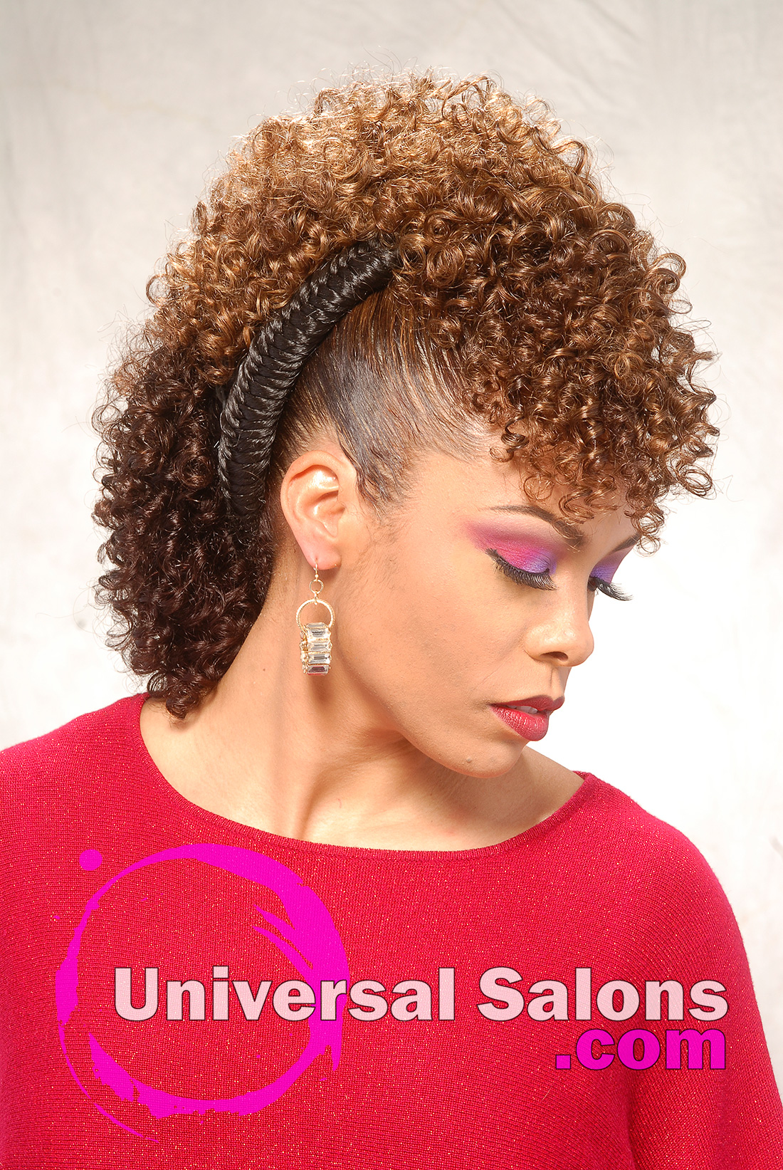 20 Alluring Black Hairstyles for Valentines Day 2016