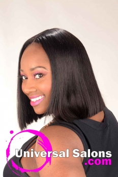 Sew-In Weave Bob Haircut from Amber McClain (3)