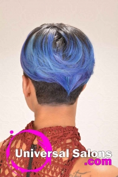 Check Out This Short Hairstyle with Color from Amelia Travis (2)
