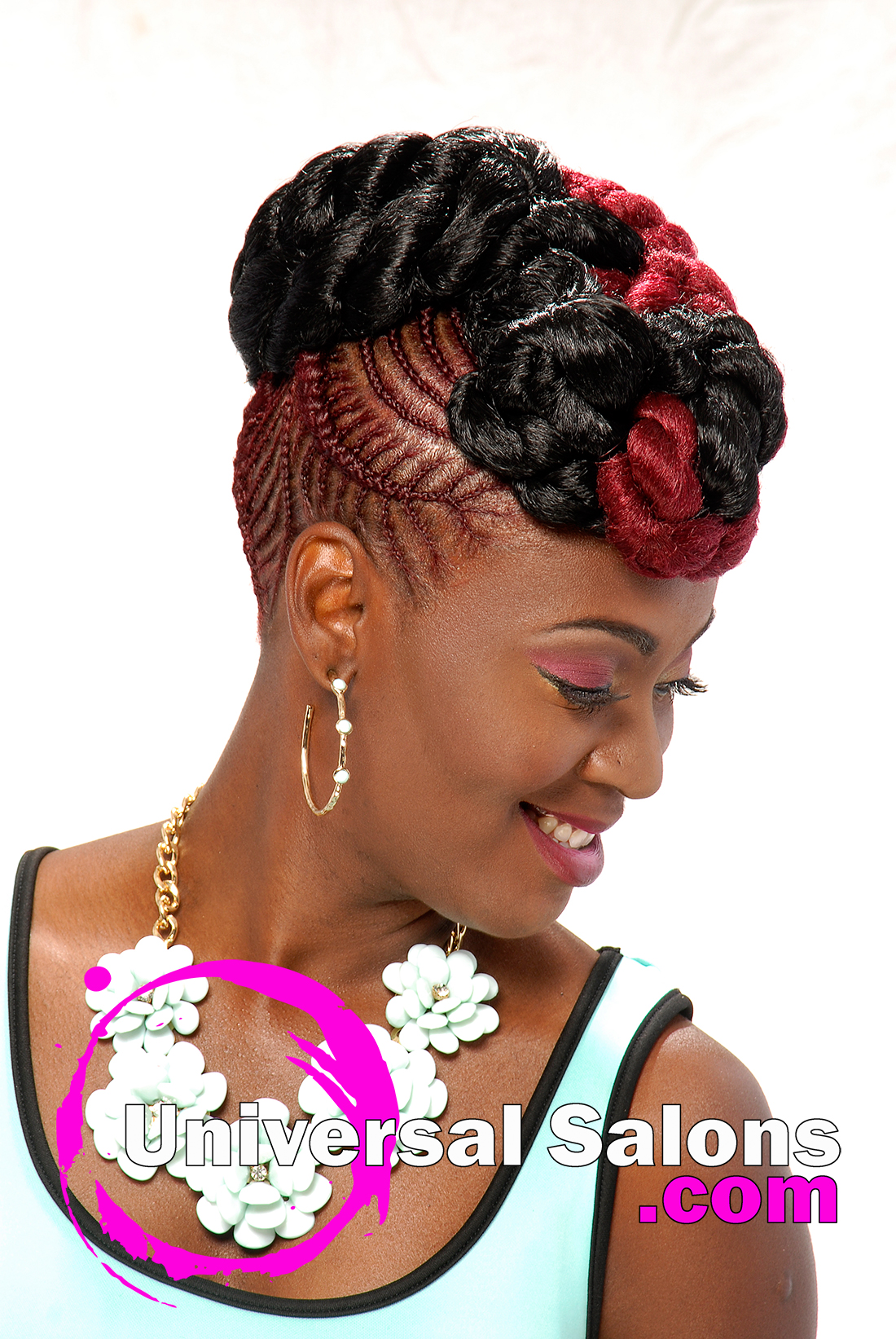 Black Hair Salons Fayetteville Nc  OM Hair