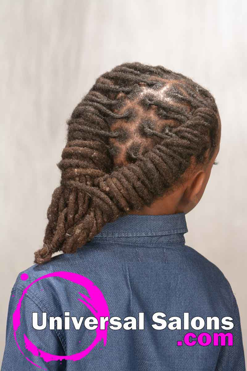 Healthy Locs Hairstyle From the Queenofdreads (5)