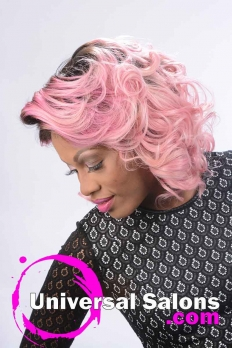 Lace Front Wig with Layers and Loose Waves From Denise Granberry (4)