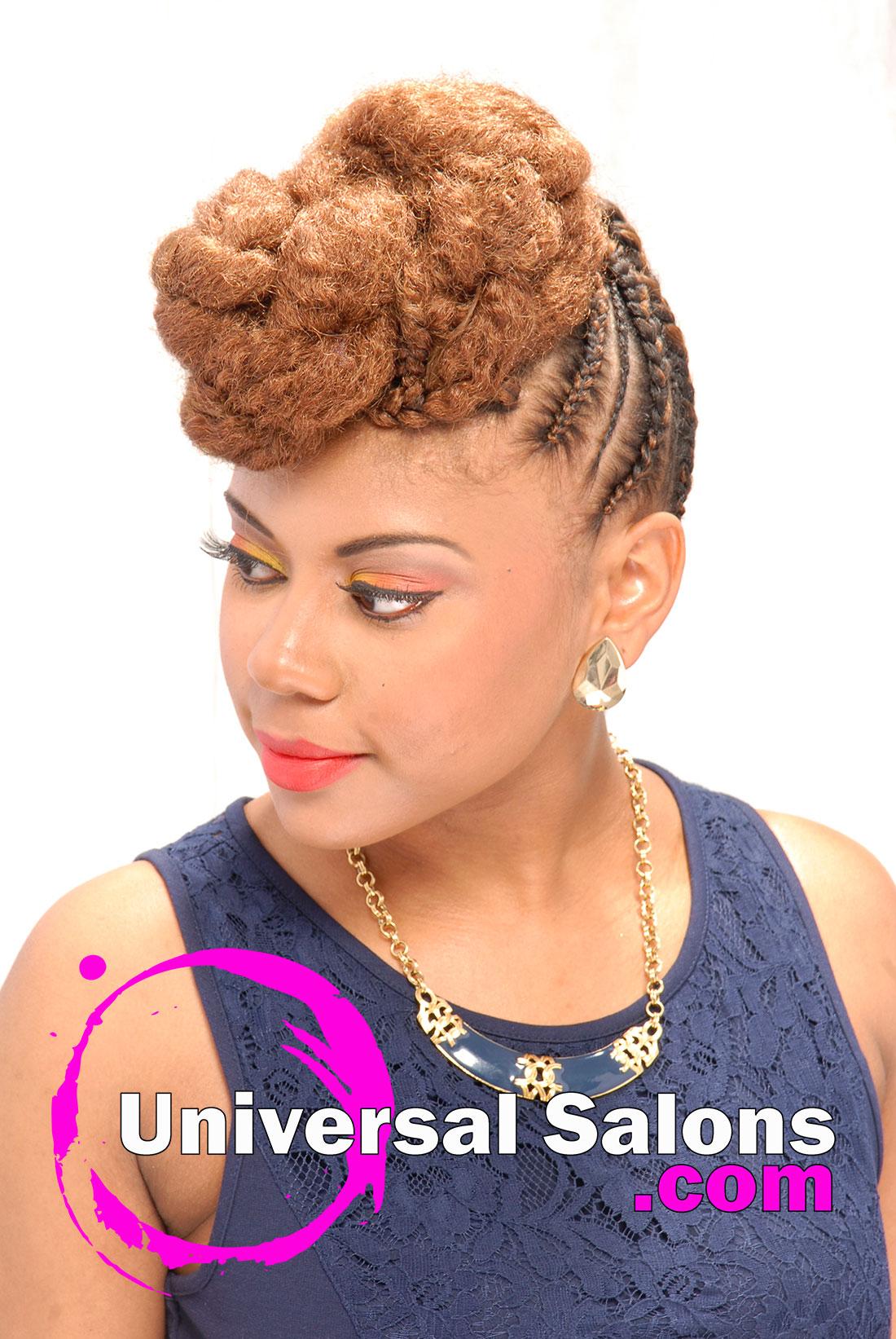 Hairstyles Black Hair Salon Galleries