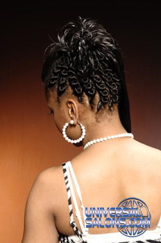 Excellent Knot Twist Hairstyles For Black People Http  Short Hairstyle 2013