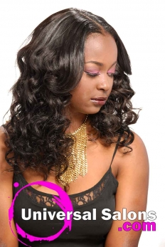 Long, Full-Bodied, Sew-In Weave Hairstyle from Denise Granberry (4)
