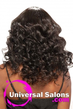 Long, Full-Bodied, Sew-In Weave Hairstyle from Denise Granberry (5)