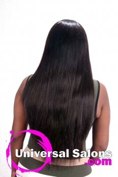 Long Lace Front Hairstyle with Layers from Peggy Glover (5)