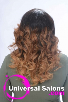 Long Two-Toned Shoulder Length Wig from Denise Grandberry (4)