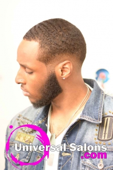 Men's-Drop-Fade-Hairstyle-with-Beard-from-Jerome-P.-Jones-(3)