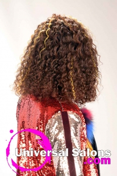 Natural Twist Set with Braids Hairstyle from Pamela Webster (5)