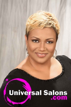 Short Curly Hairstyle with Hair Color from Karline Ricketts (1)