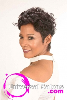Short Hairstyle with Curls from Nette Mayfield (4)