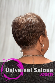 Short Pixie Haircut for Black Women from Karline Ricketts (4)
