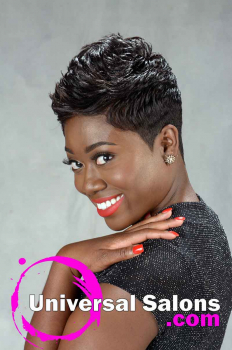 Short Prissy Pixie Haircut from Shay Walker (2)