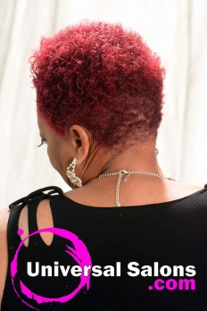 Short Tiger Blood Hairstyle from Terresa Murray (5)