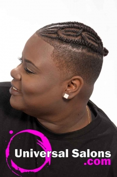 Tapered Haircut with Twists from Speedy Hendrix (5)