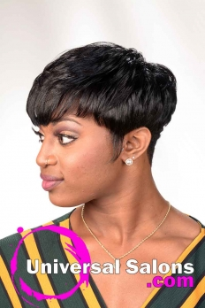 Sizzling Short Relaxed Hairstyle from Tameka Adams (5)
