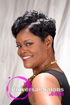 This Beautiful Short Hairstyle for Black Women By Karline Ricketts is Your Next Look (1)