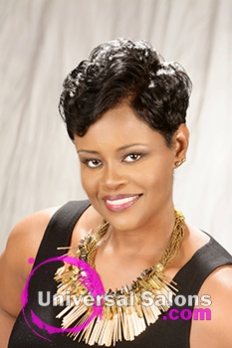 This Beautiful Short Hairstyle for Black Women By Karline Ricketts is Your Next Look (3)
