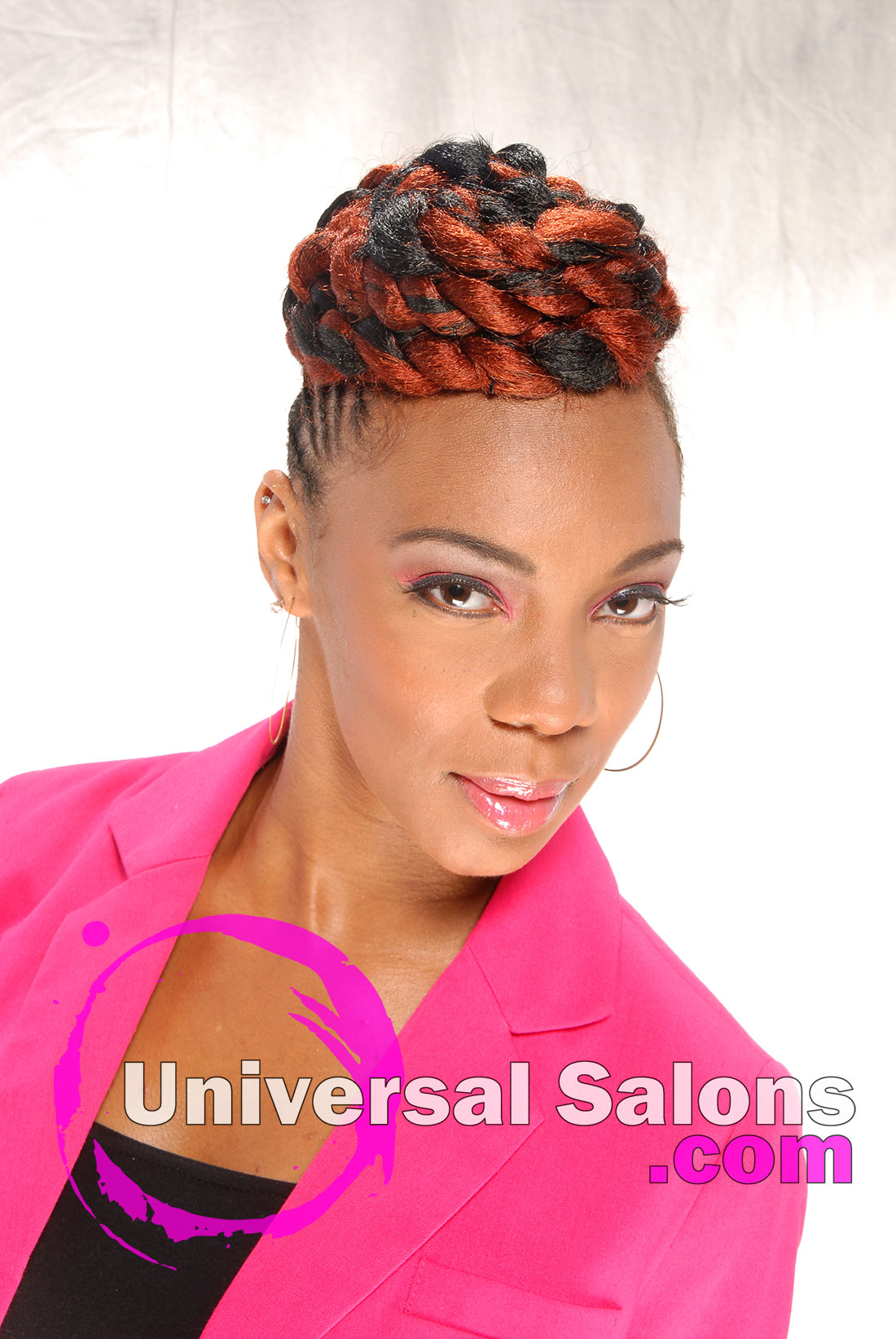 mohawk | universal salons hairstyle and hair salon galleries