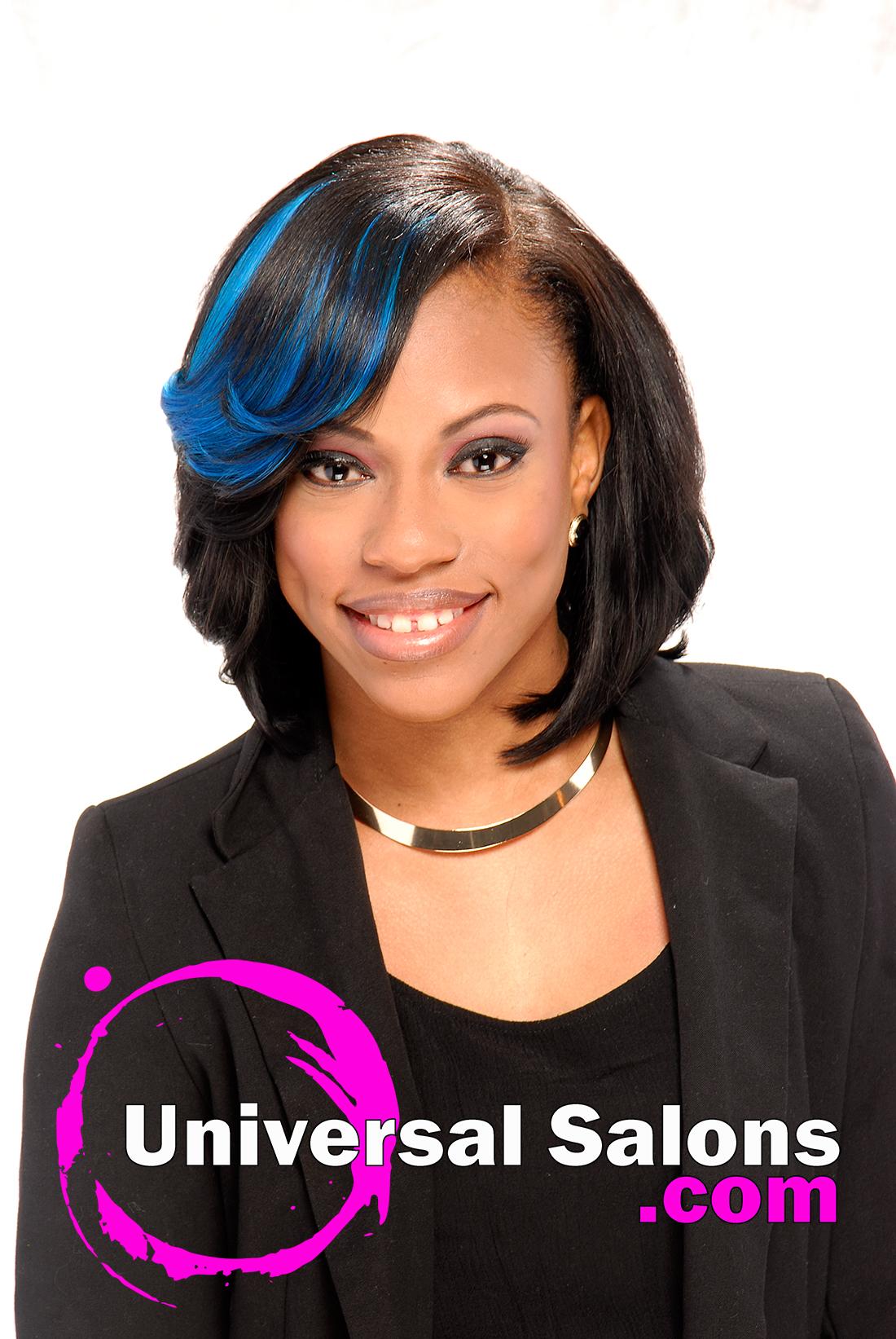 Universal Salons Black Hairstyles