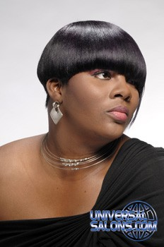 Black Hair Styles | Universal Salons Hairstyle and Hair Salon