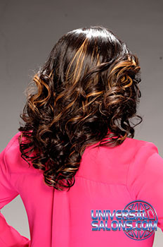 Weave hair styles from denise granberry for Acacia beauty salon