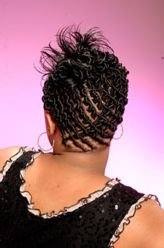 Bob Howard Honda >> NATURAL HAIR STYLES from ______ LASHONDA HOWARD • Universal Salons Hairstyle and Hair Salon ...