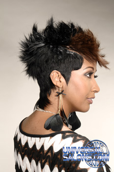 MOHAWK HAIR STYLES____from_____CELEASE WILLIAMS!!!!