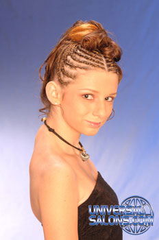 PONYTAIL HAIR STYLES from LOWELL EDWARDS