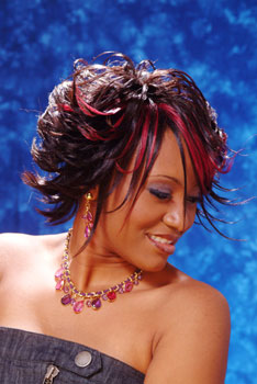 SHORT HAIR STYLES from ARETHA TURNER