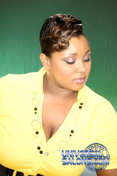 MOHAWK HAIR STYLES from ______KENYA RODGERS