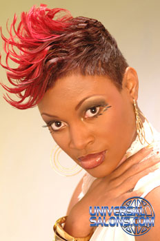 COLOR HAIR STYLES from_____ CARLA HARRIS