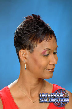 SHORT HAIR STYLES___From____#KENYETA ROSS!!!…