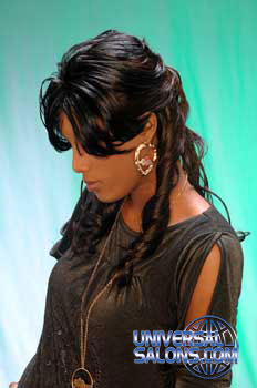 PONYTAIL HAIR STYLES____from___NIKKI GLASGOW!!!!