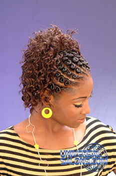 TWIST HAIR STYLES___from___SCHELANA ROSE!!!