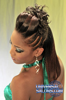 Up Do S From Carmelita Hunter Universal Salons Hairstyle