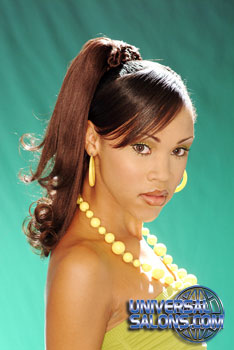 PONYTAIL HAIR STYLES from PATRICIA DARNELL