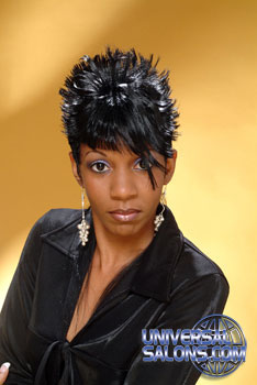 SHORT HAIR STYLES from CELEASE WILLIAMS