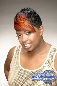 SHORT HAIR STYLES from_______ DRE' RAMSEUR BLANTON!!