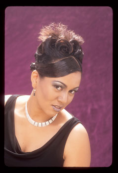 UP DO'S from MRS. TIFFANY ALLEN THAMES