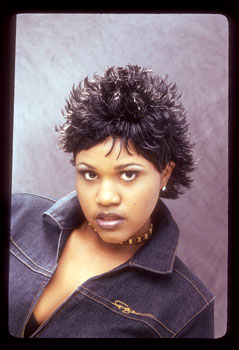 MEDIUM HAIR STYLES from CHRISTINA PACKER