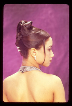 UP DO'S from ANGIE B