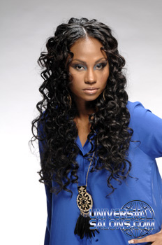 CURLY HAIR STYLES from__________Denise Granberry