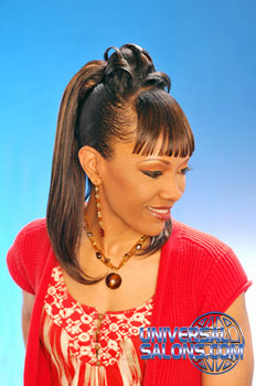PONYTAIL HAIR STYLES__from__!@EBONY CURTIS!!