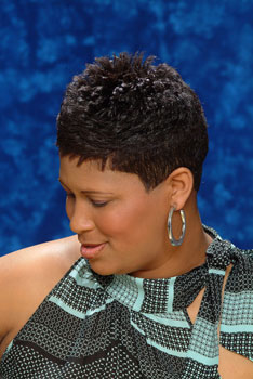 SHORT HAIR STYLES from SHERRYCE WHITE